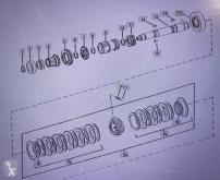 Repuestos John Deere John Deere R78985/bęben synchronizatora/John Deere 4555/4755/4955 Nr części R78985 usado