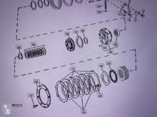 Yedek parçalar John Deere John Deere R59467/płytka/John Deere 4555/4755/4955 Nr części R59467 ikinci el araç