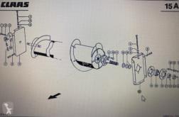 Części zamienne Claas CLAAS 00 0626/CLAAS V900-V700 blacha łożyska lewa używana