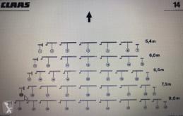 Alkatrészek Claas CLAAS 00 0753 365 0/ wałek napędu nagarniacza z wpustem használt