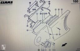 Repuestos Claas CLAAS 00 0517 620 0/00 0517 619 0/Claas Lexion osłony/Claas Lexion 580 530-510 560-540 usado