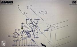 Pièces détachées Claas 00 0668 822 0/koło zębate/Claas Lexion 580 630-620 670 -640 770/Tucano 330-320 580-570 460 430-420