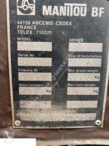 Części zamienne Manitou Manitou MLT 626 - Perkins 1004.4T używana