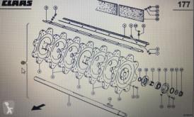 Yedek parçalar Claas CLAAS 00 0777 285 0/Claas Lexion bęben młócący/Claas Lexion 580 560-540 780-770 670-640 ikinci el araç