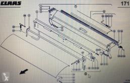 Części zamienne Claas CLAAS 00 0777 363 1/Claas Lexion pokrywa/Claas Lexion 580 560-540 770-760 670-640 używana