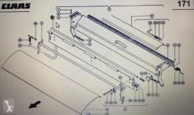 Repuestos Claas CLAAS 00 0734 379 0/Claas Lexion wałek podajnika zbożowego - 580 560-540 460-440 770-760 670-640 usado