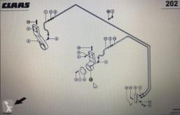 Резервни части Claas 00 0752 866 3/00 0752 865 3/Claas Lexion ramię łożyskujące/Lexion 580 480 470 втора употреба