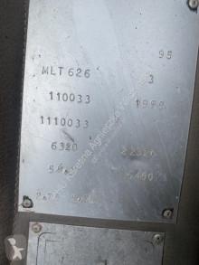 Części zamienne Manitou Manitou MLT 626 - Zwolnica - Zwrotnica - Półoś - Skrzynia - Silnik - Siłowniki używana