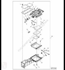 John Deere alkatrészek H223959 John Deere 9880i STS - Płytka