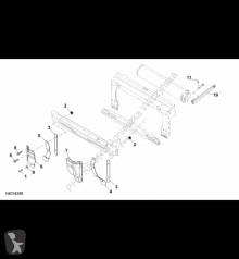 Repuestos John Deere H232820 John Deere 9880i STS - Deflektor usado