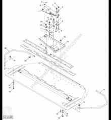 Pièces détachées John Deere H220621 John Deere 9880i STS - Rura occasion
