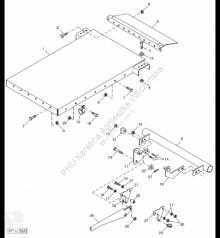 Yedek parçalar John Deere H132986 John Deere 9880i STS - Trzonek ikinci el araç