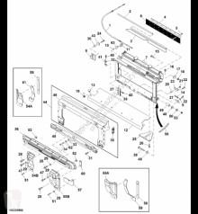 Repuestos John Deere H144825 John Deere 9880i STS - Rura usado