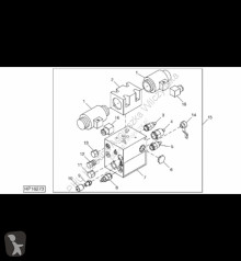 Repuestos John Deere H220124 John Deere 9880i STS - Smarowniczka usado