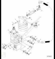 Części zamienne John Deere AH209954 John Deere 9880i STS - Przewód hydrauliczny używana