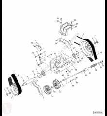 Yedek parçalar John Deere AH221797 John Deere 9880i STS - Osłona ikinci el araç
