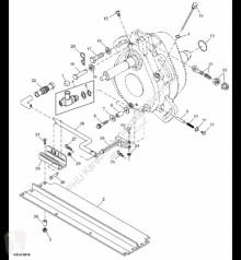 Części zamienne John Deere A52086 John Deere 9880i STS - Łącznik kołkowy używana