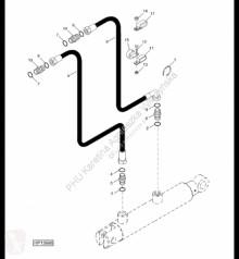 Yedek parçalar John Deere AH165795 John Deere 9880i STS - Przewód hydrauliczny ikinci el araç