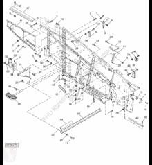 Náhradné diely John Deere H159324 John Deere 9880i STS - Kątownik