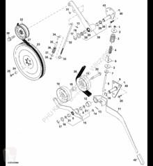 Náhradné diely John Deere AH160595 John Deere 9880i STS - Ramię