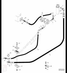 Reservdelar John Deere AH204674 John Deere 9880i STS - Przewód hydrauliczny begagnad