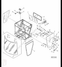 Piese dezmembrări John Deere HXE52025 John Deere 9880i STS - Panel okienny second-hand