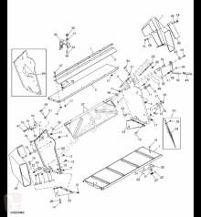 Yedek parçalar John Deere AH222462 John Deere 9880i STS - Arkusz ikinci el araç