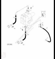 قطع غيار John Deere AH165796 John Deere 9880i STS - Przewód hydrauliczny مستعمل