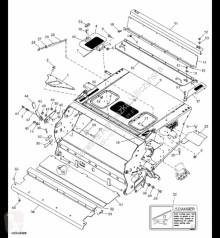 Repuestos John Deere AH155394 John Deere 9880i STS - Drzwi usado