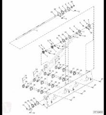 Repuestos John Deere H171186 John Deere 9880i STS - Wał usado