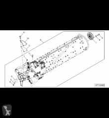Pièces détachées John Deere AH150405 John Deere 9880i STS - Sprzęgło wielowypustowe