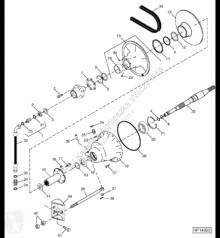 Pièces détachées John Deere H151592 John Deere 9880i STS - Obudowa łożyska bez łożyska occasion
