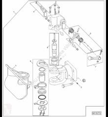 Náhradní díly John Deere AZ101157 John Deere 9880i STS - Zestaw použitý