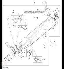 Części zamienne John Deere KXE10164 John Deere 9880i STS - Zestaw naprawczy