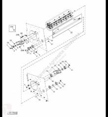 Repuestos John Deere AH228557 John Deere 9880i STS - Wał usado