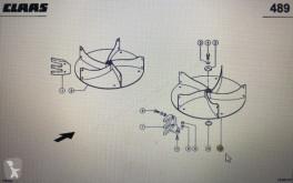Резервни части Claas CLAAS 00 0797 983 0/00 0797 980 0/Claas skrzydło dmuchawy/Claas Lexion 580 втора употреба