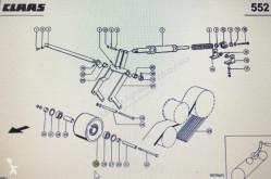 Części zamienne Claas 00 0545 558 0/00 0667 524 2/Claas rolka napinacza/Claas Lexion 580 770-760 670-640 600 560-540 używana