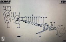 Yedek parçalar Claas CLAAS 00 0667 483 1/Claas wałek kołnierza/Claas Lexion 580 670 770-760 630-620 780-760 430-415 600 ikinci el araç