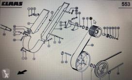 Repuestos Claas 00 0667 868 0/Claas rolka prowadząca/Claas Lexion 580 750-730 670-640 770 480 560-540 600