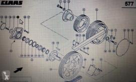 Yedek parçalar Claas CLAAS 00 0644 967 1/Claas obudowa/Claas Lexion 580 750-730 760 480 600 ikinci el araç