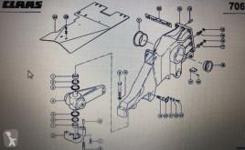 Резервни части Claas CLAAS LEXION 580 NAPĘD TERRA TRACK - CZĘŚCI втора употреба