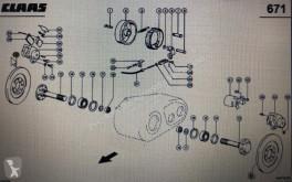 Yedek parçalar Claas CLAAS 00 0750 052 1/Claas tarcza hamulcowa/Claas Lexion 580 630-620 750-740 465 570 ikinci el araç