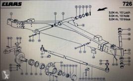 Yedek parçalar Claas CLAAS LEXION 580 OŚ TYLNA-ZWROTNICA/PIASTA CZĘŚCI ikinci el araç