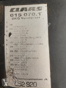Pièces détachées Claas Claas 015 070.1 L52920 DKG Verstarker occasion
