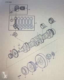 Yedek parçalar Fendt FENDT V837079475/Fendt koło zębate wału korbowego/Fendt 6335C ikinci el araç