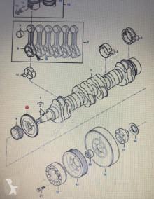 Yedek parçalar Fendt FENDT V837073560/Fendt koło zębate wału korbowego/Fendt 6335C ikinci el araç