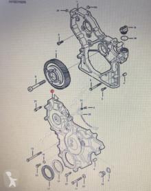 Yedek parçalar Fendt FENDT V837074707/Fendt przednia pokrywa obudowy przekładni/Fendt 6335C ikinci el araç