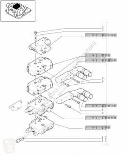 Yedek parçalar Fendt FENDT V837074705/Fendt obudowa koła zębatego/Fendt 6335 C ikinci el araç