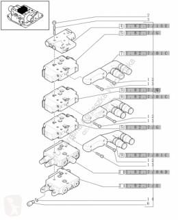 Yedek parçalar Fendt FENDT LA323619900/Fendt 6535C klepisko uniwersalne/ ikinci el araç