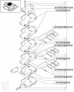 Yedek parçalar Fendt FENDT 6335C silnik-części/Fendt 6335C -V835277150 84 AWF ikinci el araç